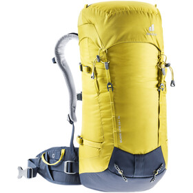 deuter Guide Lite 28+ SL Backpack Women, greencurry/navy